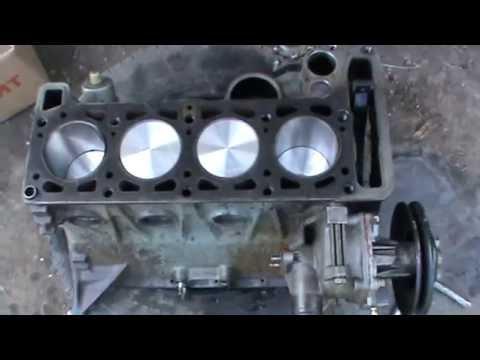 Сборка двигателя ваз 2106 своими руками фото