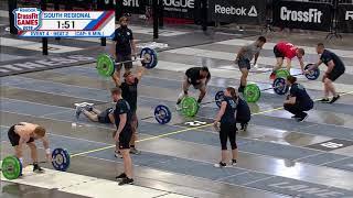2018 South Regional - Men's Event 4