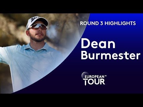 Dean Burmester Highlights | Round 3 | Portugal Masters