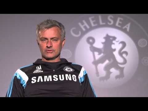 Message for Sydney Fans from Jose Mourinho - Chelsea FC v Sydney FC at ANZ Stadium