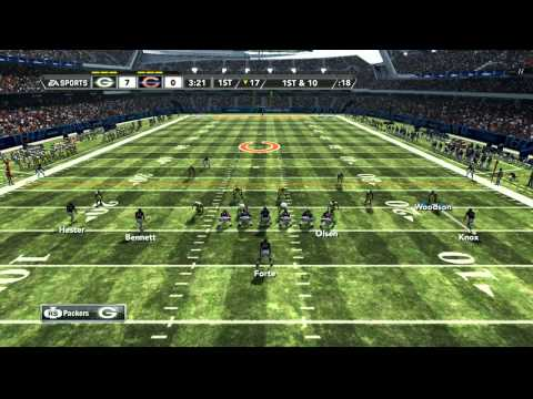 Madden NFL 12 - Demo Gameplay - HD German