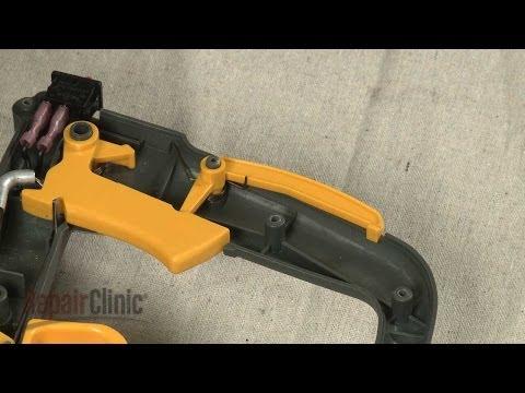 Trigger Lock - Ryobi Hedge Trimmer