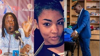 Stonebwoy's BHIM Queen a.d.v.i.s.e.d him to accept Shatta Wale as the Dancehall King - MUST WATCH