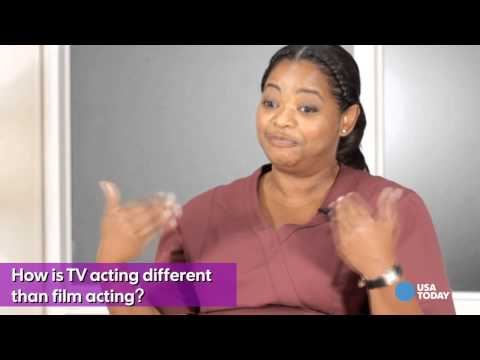 Octavia Spencer faces learning disability for TV show