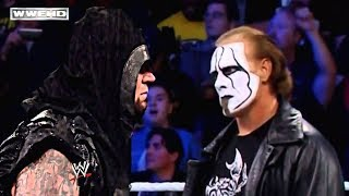Full Match WWE Raw Sting vs. The Undertaker August 13th 2018