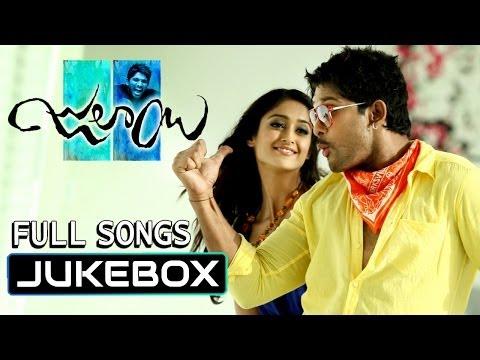 Julayi Movie Songs Jukebox || Allu Arjun, Ileana || Telugu Love Songs video