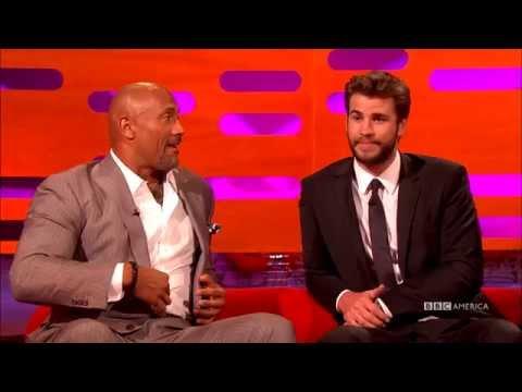 Liam Hemsworth Has Dreams About Jeff Goldblum - The Graham Norton Show