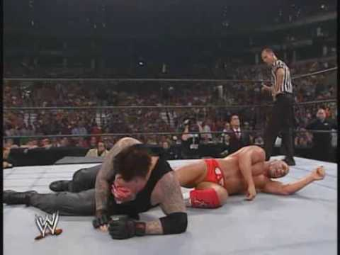 Undertaker tap out? Video