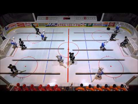 Game 22 Gretzky Table Hockey (Dallas Stars vs Toronto Maple Leafs)