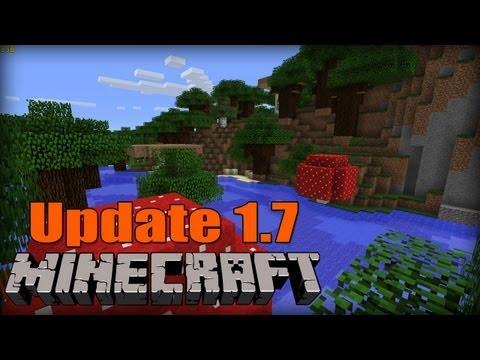 NEUE BIOME mehr Minecraft 1.7 Update Snapshot 13w36a