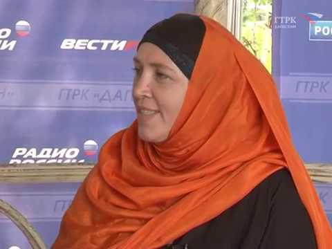 Выездня студия ГТРК  Дагестан  ко Дню Единства республики Дагестан  17 сентября avi