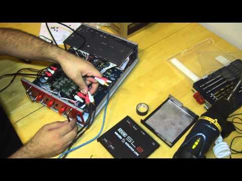 Serato SL2 & Vestax PMC05-Pro4 Conversion (Part1)