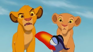 The Lion King - I Just Can't Wait to Be King (Russian version)