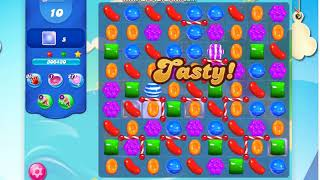 Candy Crush Saga Level 3465 -26 Moves- No Boosters