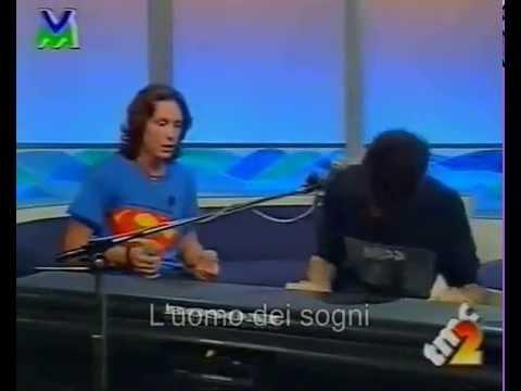 Alessandro Errico a Radio Italia – 1996 –  7° puntata