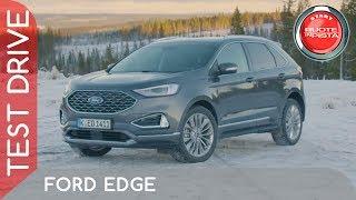 Ford Edge a Ruote in Pista