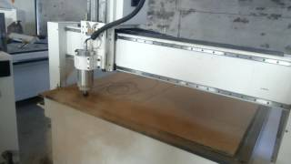 High speed wood  cutting CNC machine 1325 router  CNC for woodworking furniture from Amy