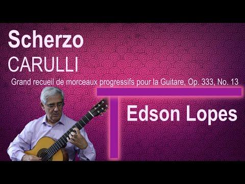 Фердинандо Карулли - Opus 333 No 15 Scherzo