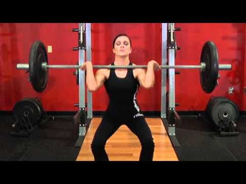 Exercise Database - Clean and Jerk Image 1