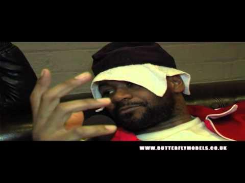 Butterfly Models interviews Ghostface Killah - Part1