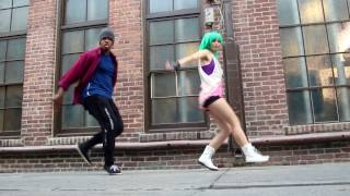 Dimension W - Live Action Dance