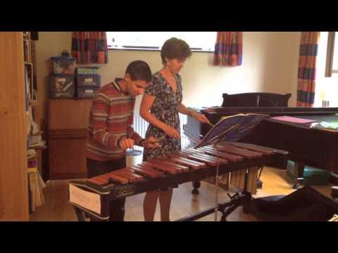 Бах Иоганн Себастьян - Bwv 779 Two Part Invention No 8 Duet