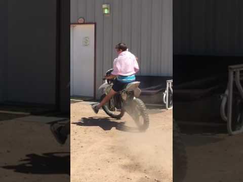 Dirt bike meme