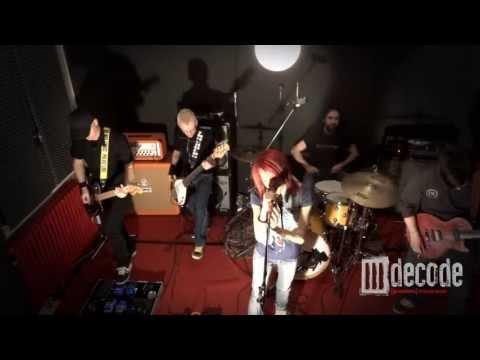 Decode (paramore Tribute Band) - Monster # Live In Studio # video