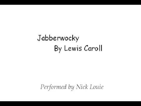 [VocAwe.Corner] Jabberwocky by Lewis Caroll in various voices