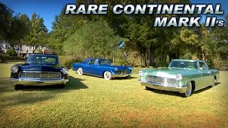 Ford Family Continental Mark II's