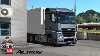 [ETS2 v1.32] Mercedes Actros MP4 Reworked v1.5 + ALL DLC´s ready