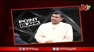 BJP Leader Muralidhar Rao Exclusive Interview | Point Blank Promo | NTV