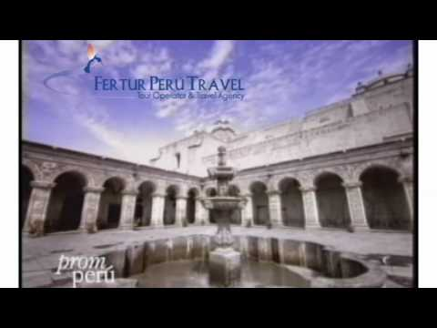 Arequipa Peru The White City - Arequipa Travel Guide