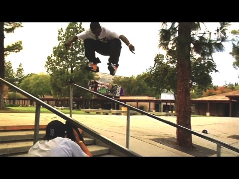 KEELAN DADD - NOLLIE HEEL - CLIP OF THE DAY