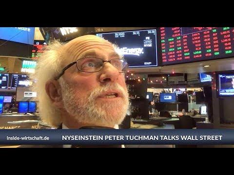"""NYSEinstein am 5.12.2018: """"Die US-Börse blutet"""""""