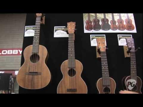 Summer NAMM '11 - Martin Guitars Ukuleles, OMM John Renbourn, 000-15SM, DC-15ME
