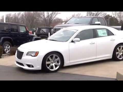2012 White Chrysler 300 Srt8 Youtube