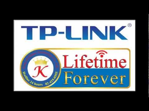 TP-LINK วิธีการตั้งค่า Modem Router รุ่น TD854W