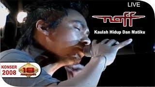 Penonton Nangis Naff Bawain Lagu Ini Kaulah Hidup Dan Matiku Live Jambi 19 Maret 2008