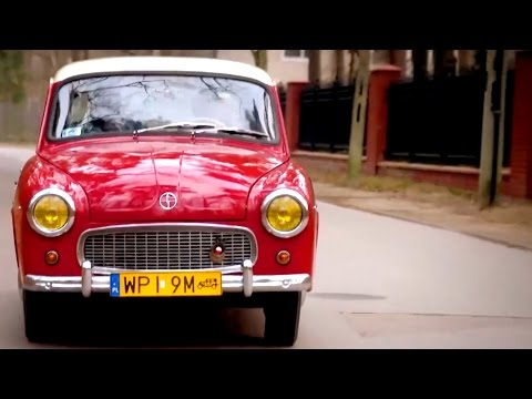 Meeting The Man Obsessed With Polish Classic Cars - Fifth Gear