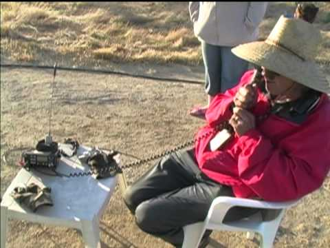 Amateur Radio Field Day 2005 with a Palo Alto HAM Club