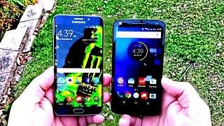 Droid Turbo 2 vs Galaxy S6 Edge Plus - Edge Kills Turbo
