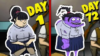 I Turned My Daughter Into a MUTANT To Survive The Apocalypse... | 60 Seconds! Atomic Adventure