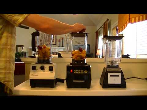 Vitamix 5200 vs OmniBlend V- Which is Best?  See for Yourself