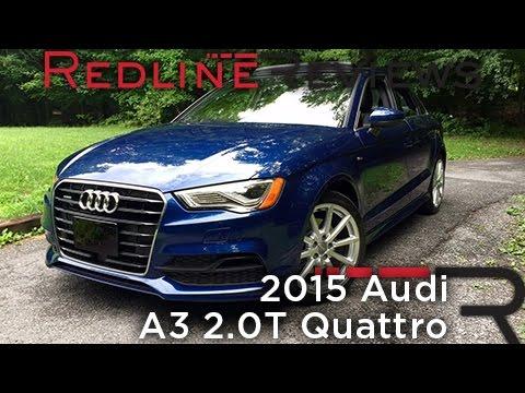 2015 Audi A3 2.0T Quattro – Redline: Review
