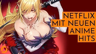 Netflix: Mehr Anime!│Seven Deadly Sins Season 3 News│Evangelion 3.0 + 1.0 Trailer -- Anime News 178