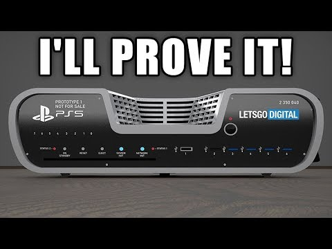 THE PLAYSTATION 5 IS NOT GOING TO LOOK LIKE THIS!