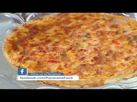 كيش الخضروات على طريقة الشيف #قدري  من برنامج #حلواني_العرب #فوود