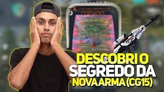 DESCOBRI O SEGREDO OCULTO DA CG15 !! EL GUH FREE FIRE