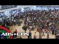 TV Patrol: Libo-libong pasahero, naperwisyo sa pagsadsad ng eroplano sa NAIA runway